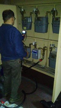 Falcon indagini termografiche a reggio emilia e modena - Certificazione impianto gas ...